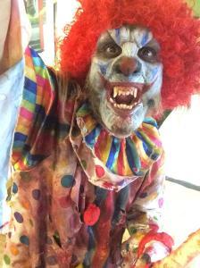Omar clown