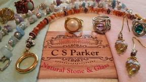 CSParkerJewelry on Etsy! Handmade Jewelry. Natural Stones. Glass Beads. https://www.etsy.com/shop/CSParkerJewelry